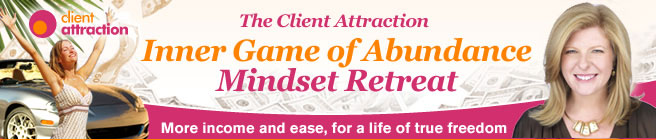 Inner Game Of Abundance Mindset Retreat